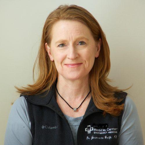 Jeannette Wolfe, MD