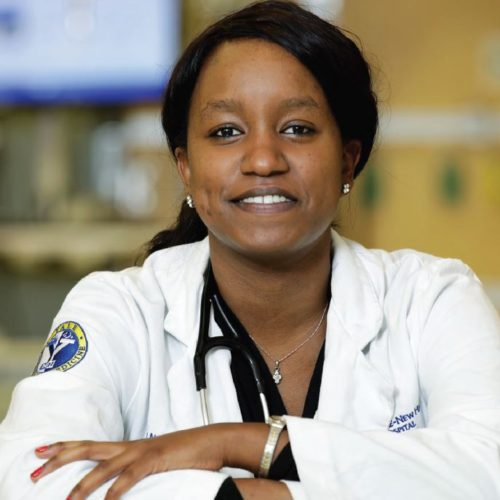 Christine Ngaruiya, MD, MSc, DTM&H