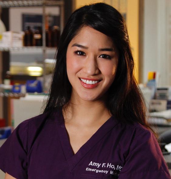 Dr  Amy Ho - FemInEM