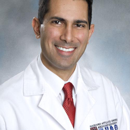 Ali Raja, MD
