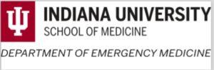 Indiana University Department of Emergency Medicine