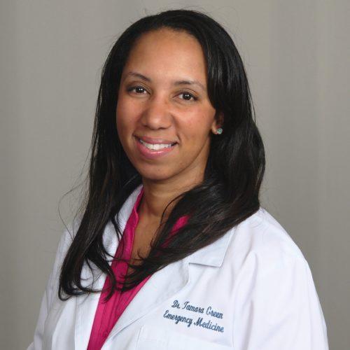 Tamara Green, MD MPH