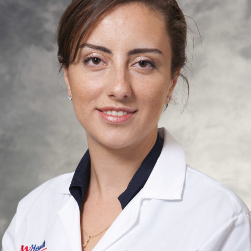 Haleh Van Vliet, MD