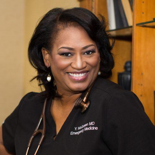 Yvette McQueen, MD
