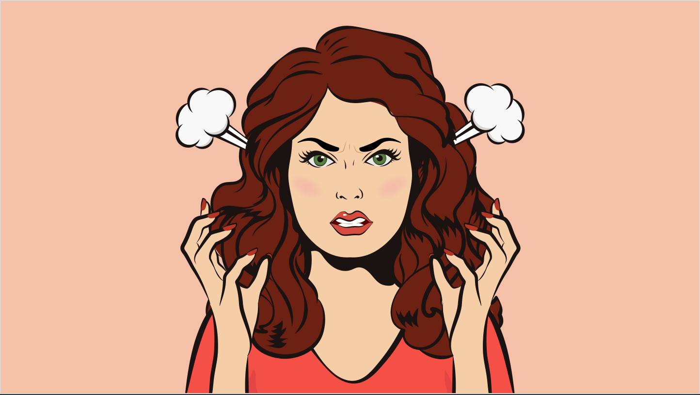 Angry Women Can Be Effective Women - FemInEM